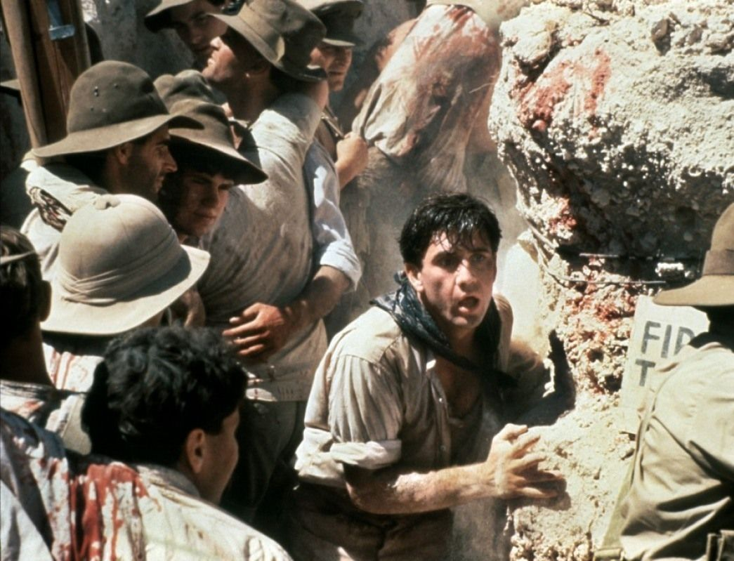 response to the movie gallipoli In my opinion this piece of writing is very clearly and professionally written i believe that jack has used many persuasive techniques and many example references from the movie, gallipoli, directed by peter weir.