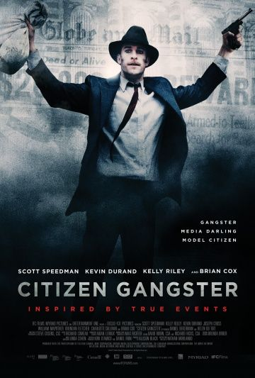 Гражданин гангстер / Citizen Gangster (2011)