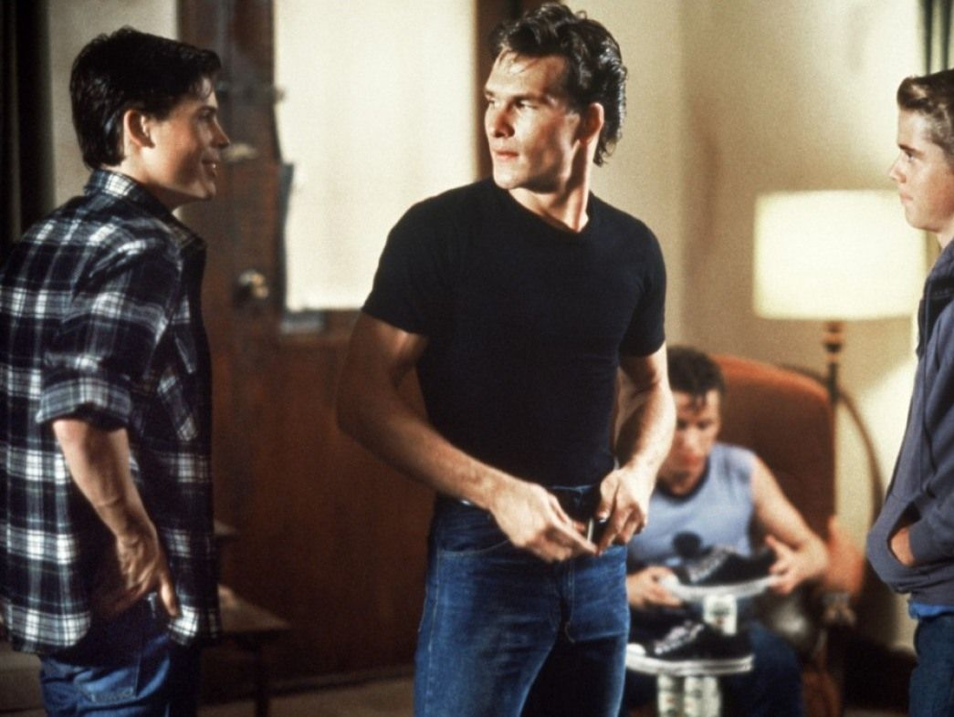 a review of the film the outsiders