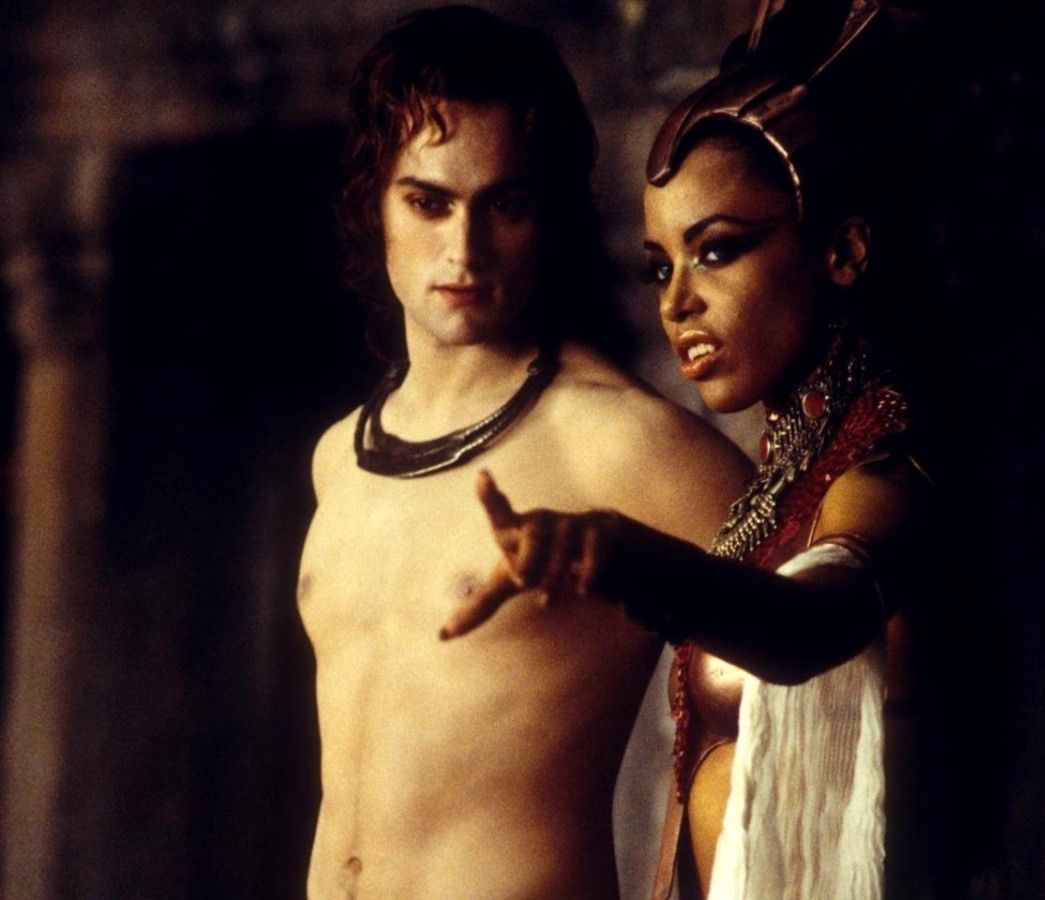 o filme queen of the damned
