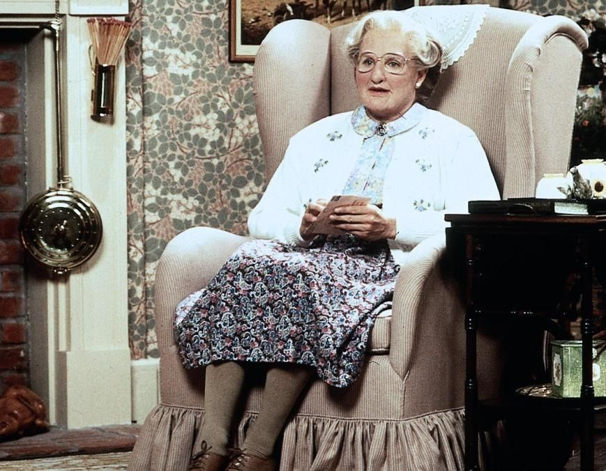 analysis on mrs doubtfire An essay or paper on mrs doubtfire: a movie review mrs doubtfire is the creation of a man, unwilling to accept the role of being a weekend father daniel, the father, is determined to spend more time with his children and goes to extreme measures to do so.