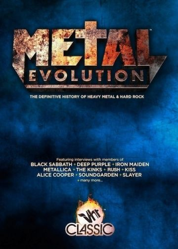 Эволюция метала / Metal Evolution (2011)