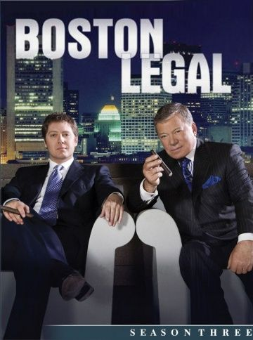 Юристы Бостона / Boston Legal (2004)